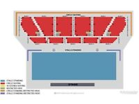 3x Bon Iver Tickets £250 (Stalls) on Wednesday 21st February @ London Eventim Apollo, Hammersmith