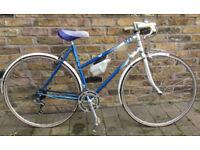 Vintage road bike MBK , frame size 19in - 10 speed - serviced & warranty - Welcome for test ride