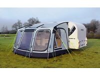 Lightweight 3.75m 'Outdoor Revolution' Caravan Awning that fits most vans 3.75m used twice !
