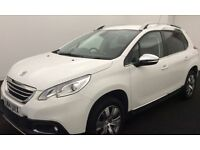 PEUGEOT 2008 1.6 - Bad Credit Specialist - No Credit Scoring Available