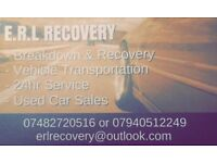 Transport, Recovery and Scrap Pickup
