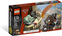LEGO 9483 DISNEY PIXAR THE CARS AGENT MATER'S ESCAPE JOUET NEUF