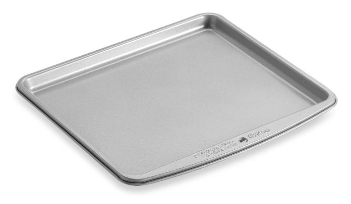 Wilton Cookie Cake Baking Bakeware Toaster Oven Sheet Pan No