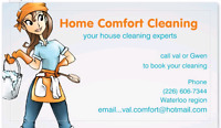 Home Comfort Cleaning