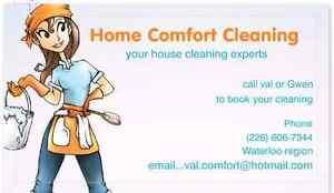 Home Comfort Cleaning  Kitchener / Waterloo Kitchener Area image 1