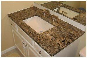 Fall / Winter  Promotion vanity counter top