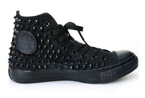 Original-Converse-All-Star-black-Spike-Studded-custom-ALL-BLACK-color-for-unisex