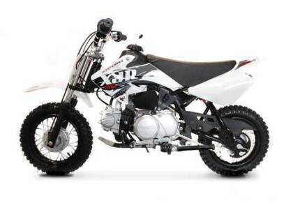 50cc Dirt Bike 4 stroke semi auto