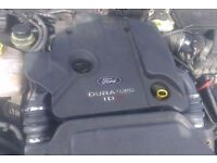 Ford Focus 1.8 TDCI Engine Code: F9DA / F9DB Breaking For Parts (2002)