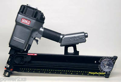 Senco Framepro 702xp Frh Framing Nailer - Warranty