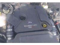 Ford Focus 1.8 TDCI Engine Code: F9DA / F9DB (2002)