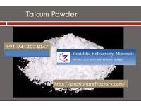 Supplier of Talc Powder Best Price Pratibha Refractory Minerals