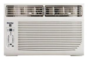 Climatiseur Danby 18'', 6 000 BTU, Blanc