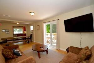 5 Bed Blue Mountain Loft - Mid Week Specials Available