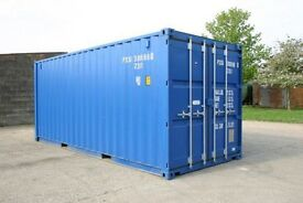 Blue box storage Newcastle