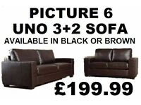 NEXT DAY DELIVERY TODAY ONLY BRAND NEW DFS LEATHER OR FABRIC 3+2 OR CORNER SOFA + DELIVERY