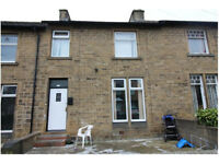 Mid Terraced Property -Large Gardens To The Rear - Larch Road, Paddock, HD1