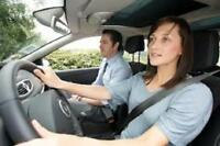 WINTER PACKAGE FOR ROAD TEST AND DRIVING LESSONS