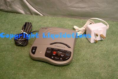 BT Response 75 Digital [no cassettes needed] Telephone Answering Machine