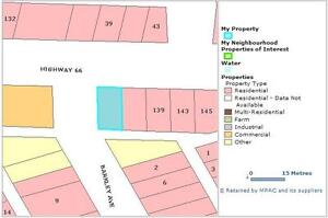 2 building lots in Kearns: cleared, flat, on all services
