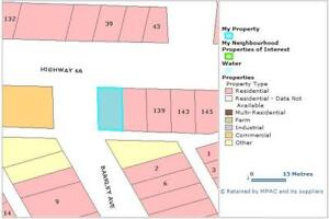 2 side by side residential building lots, cleared and serviced