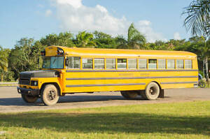 LOOKING FOR Running old School Bus for sale!