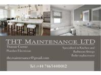 Plumber/Heating/Boiler repair/FREE ESTIMATE/Power flush
