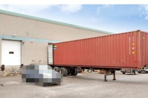 Excellent Markham 3,000 s.f. Industrial Warehouse For Sale