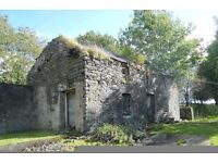 FARM/GRAZING LAND WITH DERELICT BUILDING WANTED .. CASH BUYER