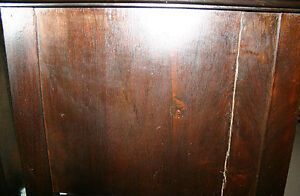 Antique Solid Mahogany Display Peterborough Peterborough Area image 4