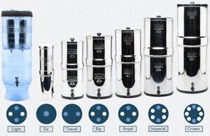 Berkey Water Purification Filters- Berkey Water Filter Plus- GTP