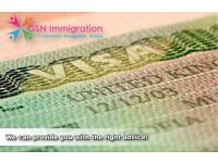 VISA IMMIGRATION ADVICE FOR SPOUSE VISA,ILR,TIER 4,TIER 2,IMMIGRATION CONSULTANT, PR, EEA - CALL NOW