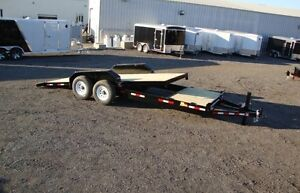Tilt & Load Equipment Float - 7 Ton