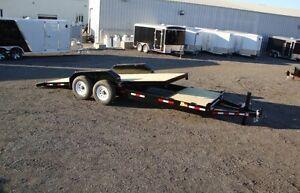 Tilt & Load Equipment Float - 7 Ton