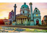 Holiday/ weekend break to Vienna 3 night stay in Vienna, flights and hotel included.