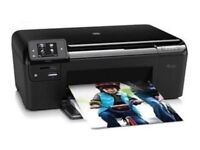 All in one Smart HP printer & 20inch LED windscreen and flatscreen monitor