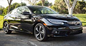 2016 Honda Civic Coupé (2 portes)