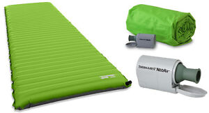 PAWN PRO'S HAS A THERMAREST REGULUS 40 AND NEOAIR ALL SEASON NEW