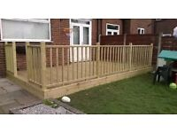 Landscaping, Decking and Driveways