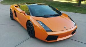 Wanted Lamborghini Gallardo