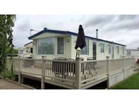 Static caravan for sale ocean edge holiday park 12 month season monthly payments available