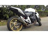 Honda Hornet 600 2011 breaking/spares