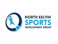 North kelvin Utd are looking for a coach for there 2005s team