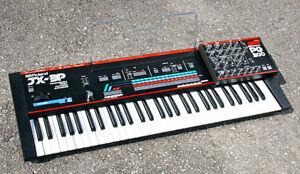 Chercher clavier Roland JX-3P ou autre du genre