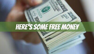 Making Cash Opportunity EASY FREE Method Make $100 $700 Money Back Guaranteed