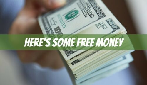 Making Cash Opportunity EASY FREE Method Make $100  $700 Money Back Guaranteed