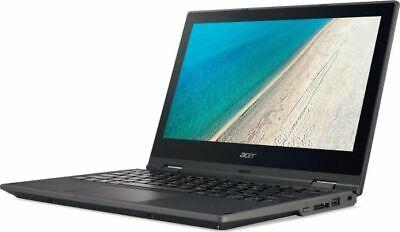 "Acer TravelMate 11.6"" Spin B1 Intel Celeron 1.1GHz 4GB RAM 128GB Flash Win10Pro"