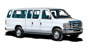 Looking for a 15 passenger van rental July23-29 from Toronto YYZ