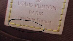 Louis Vuitton Tasche Weiß Beige