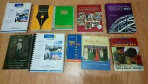 RYERSON TEXTBOOKS FOR SALE!